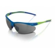 Kerékpár Napszemüveg Palma' kék keret, füstsz. lencse SG-C13