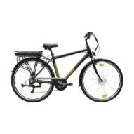 Neuzer E-Trekking Zagon férfi 21 MXUS matt bronz fekete elektromos kerékpár