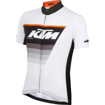 KTM Factory Line Race WHITE MEZ