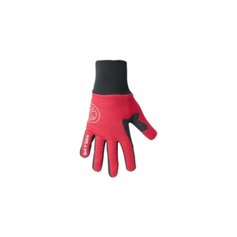 KELLYS FROSTY BIKE GLOVES RED