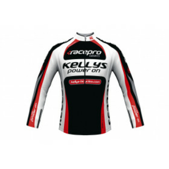 KELLYS PRO TEAM LONG SLEEVE JERSEY