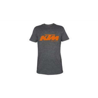 KTM Factory Team T-shirt KTM Logo black/orange
