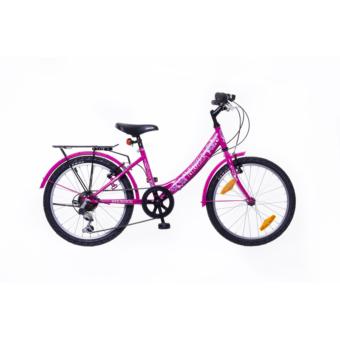 """Neuzer Cindy City 20"""" Gyermek Kerékpár Több színben"""