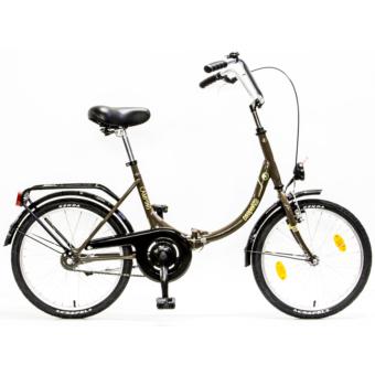 CSEPEL CAMPING Összecsukható kerékpár Több színben