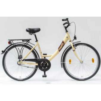 """Schwinn-Csepel BUDAPEST 26/17"""" """"A"""" Több színben Városi kerékpár"""