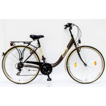 """CSEPEL BUDAPEST """"B"""" 28"""" Városi kerékpár 7sebesség, Több színben"""