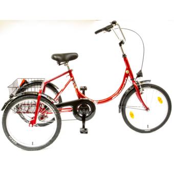 Schwinn-Csepel Camping 3 kerekű 1 sebességes kerékpár