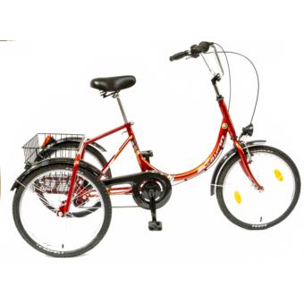 Schwinn-Csepel Camping 3 kerekű 3 sebességes kerékpár