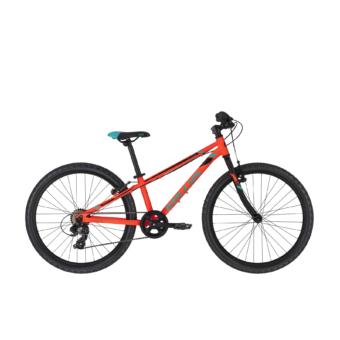 """Kellys Kiter 30 Neon Orange 11 24"""" gyermek kerékpár 2020"""