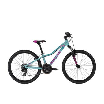 """Kellys Kiter 50 Turquoise 11 24"""" lány gyermek kerékpár 2020"""