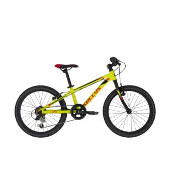 """Kellys Lumi 30 Neon Yellow 20"""" gyermek kerékpár 2020"""
