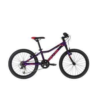 """Kellys Lumi 30 Purple 20"""" gyermek kerékpár 2020"""