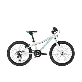 """Kellys Lumi 30 White 20"""" gyermek kerékpár 2020"""