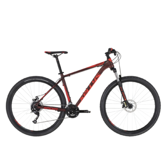 """Kellys Spider 10 Red MTB 29"""" kerékpár 2020"""
