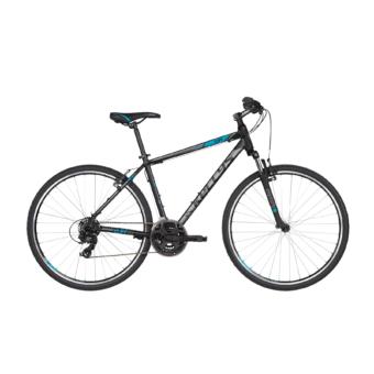 Kellys Cliff 10 Black Blue cross trekking kerékpár 2020