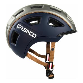 CASCO E.MOTION2 Elektromos Kerékpár Sisak - NAVY CASUAL
