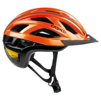 CASCO CUDA 2 ORANGE Kerékpáros Sisak 2021
