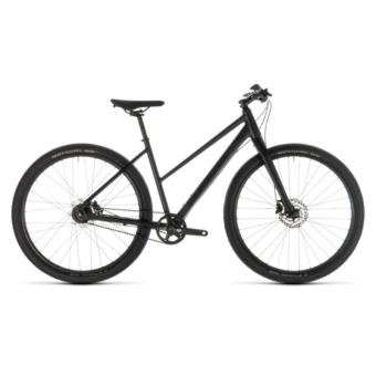 CUBE HYDE PRO TRAPEZE Női Városi/ Fitnesz Kerékpár 2019