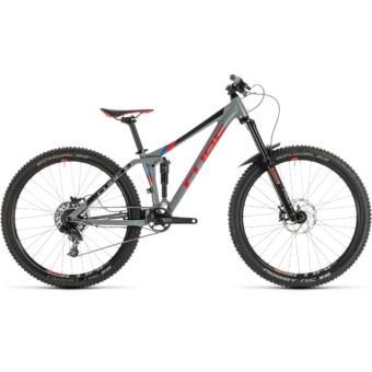 CUBE STEREO 140 YOUTH Gyerek Összteleszkópos MTB Kerékpár 2019