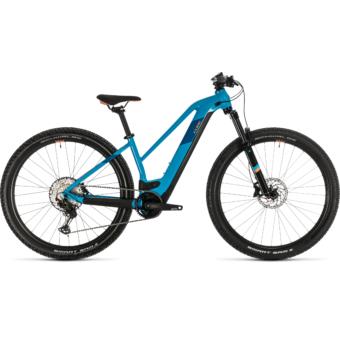 CUBE ACCESS HYBRID EXC 625 29 TRAPÉZ Női Elektromos MTB Kerékpár 2020 - Több Színben