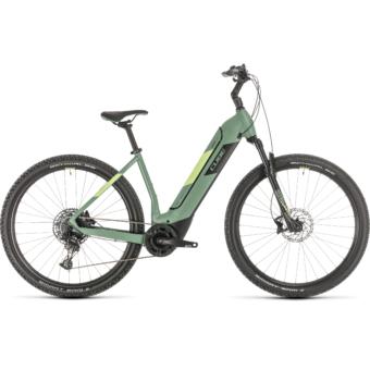 CUBE NURIDE HYBRID EXC 500 Unisex Elektromos MTB Kerékpár 2020 - Több Színben