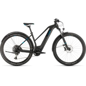 CUBE REACTION HYBRID EX 500 ALLROAD 29 TRAPÉZ Női Elektromos MTB Kerékpár 2020