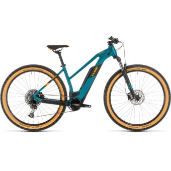 CUBE REACTION HYBRID PRO 500 27,5 TRAPÉZ Női Elektromos MTB Kerékpár 2020 - Több Színben