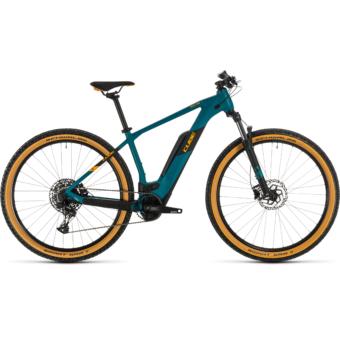 CUBE REACTION HYBRID PRO 500 29 Férfi Elektromos MTB Kerékpár 2020 - Több Színben