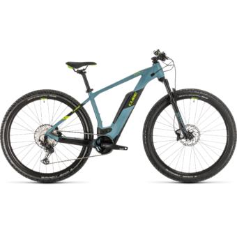 CUBE REACTION HYBRID RACE 500 29 Férfi Elektromos MTB Kerékpár 2020 - Több Színben