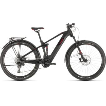 CUBE STEREO HYBRID 120 PRO 500 ALLROAD 29 Férfi Elektromos Összteleszkópos MTB Kerékpár 2020