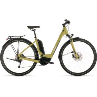 CUBE TOURING HYBRID ONE 500 EASY ENTRY Unisex Elektromos Trekking Kerékpár 2020 - Több Színben