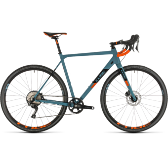 CUBE CROSS RACE SL Férfi Cyclocross Kerékpár 2020