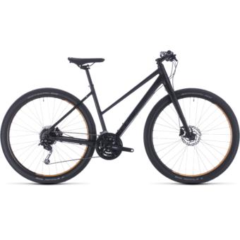 CUBE HYDE TRAPÉZ Női Városi Kerékpár 2020