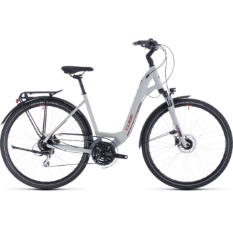 CUBE TOURING PRO EASY ENTRY Unisex Trekking Kerékpár 2020