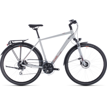 CUBE TOURING PRO Férfi Trekking Kerékpár 2020