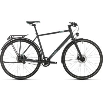 CUBE TRAVEL EXC Férfi Trekking Kerékpár 2020