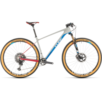 CUBE ELITE C:68X SL TEAMLINE Férfi MTB Kerékpár 2020