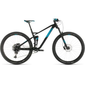 CUBE STEREO 120 PRO 29 Férfi Összteleszkópos MTB Kerékpár 2020
