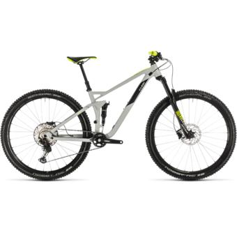 CUBE STEREO 120 RACE 29 Férfi Összteleszkópos MTB Kerékpár 2020