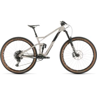 CUBE STEREO 150 C:62 RACE 29 Férfi Összteleszkópos MTB Kerékpár 2020
