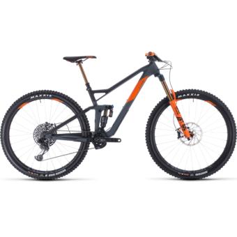 CUBE STEREO 150 C:68 TM 29 Férfi Összteleszkópos MTB Kerékpár 2020