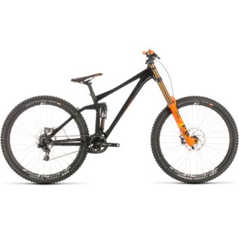 CUBE TWO15 SL 29 Férfi Downhill Összteleszkópos MTB Kerékpár 2020