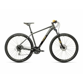 """CUBE AIM RACE DARKGREY´N´ORANGE 29"""" Férfi MTB Kerékpár 2021"""