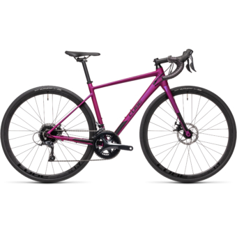 "CUBE AXIAL WS PRO PURPLE´N´BLACK 28"" 2021"