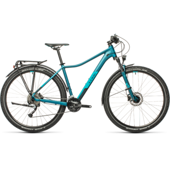 "CUBE  ACCESS WS PRO ALLROAD STONEBLUE´N´BLUE 29"" 2021"