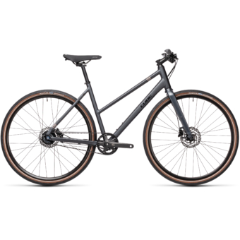 "CUBE HYDE RACE IRIDIUM´N´BLACK 28"" TRAPÉZ 2021"