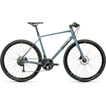 "CUBE SL ROAD RACE BLUE´N´ORANGE 28"" 2021"
