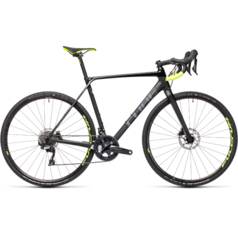 "CUBE CROSS RACE C:62 PRO CARBON´N´FLASHYELLOW 28"" 2021"