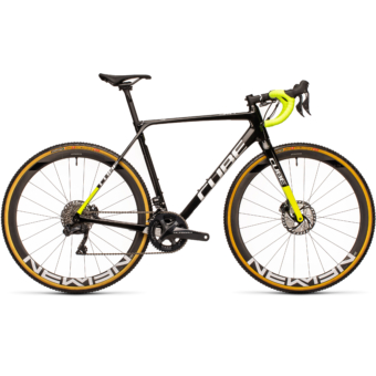 "CUBE CROSS RACE C:62 TEAM EDITION CARBON´N´FLASHYELLOW 28"" 2021"