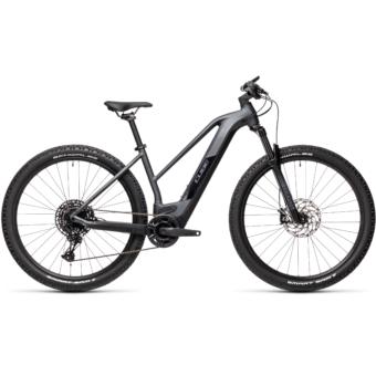 Cube Reaction Hybrid SL 625 29 TRAPÉZ iridium´n´black Női Elektromos MTB Kerékpár 2021
